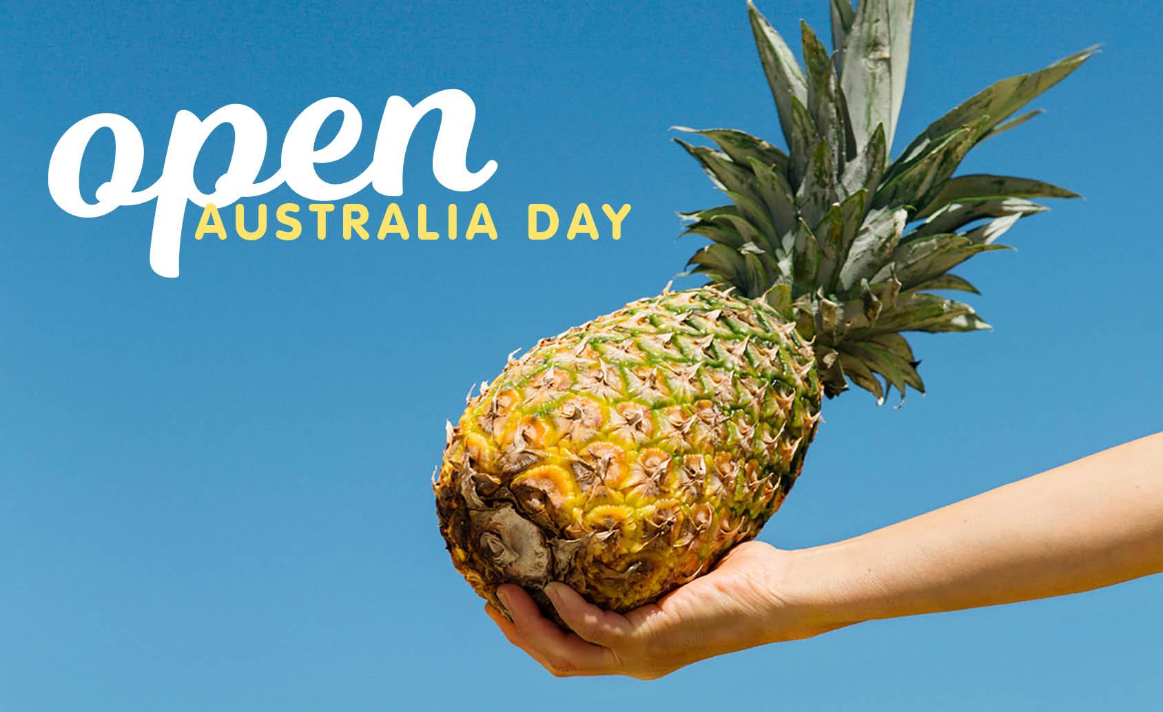 Australia Day Public Holiday Opening Hours