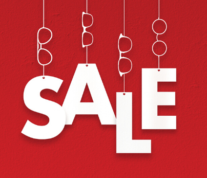 Sale On Now - Up to 50% off Prescription Glasses and Sunglasses