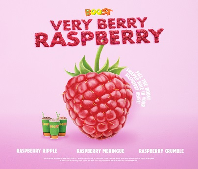 Very Berry Raspberry 346